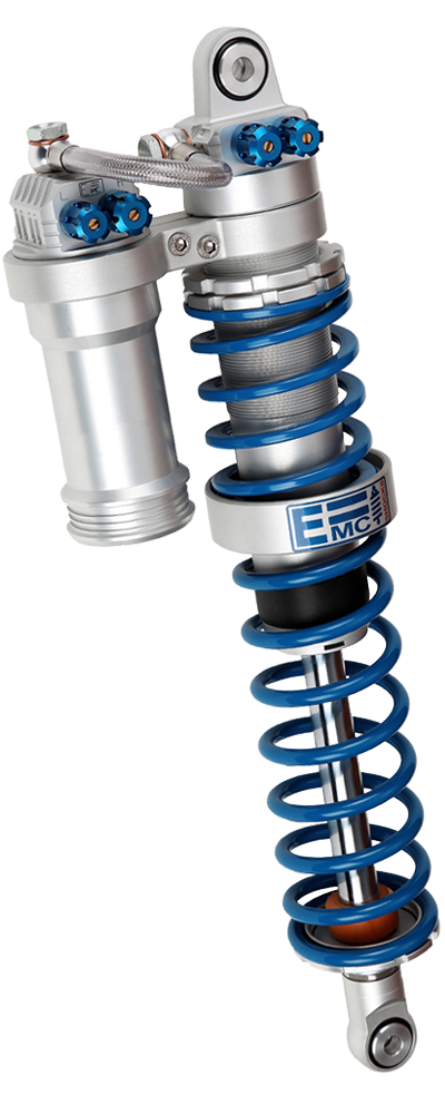 GP4 shock Absorber for trails motorbikes (road, track, rally...)