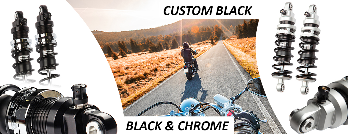 Black & Chrome - Custom Black